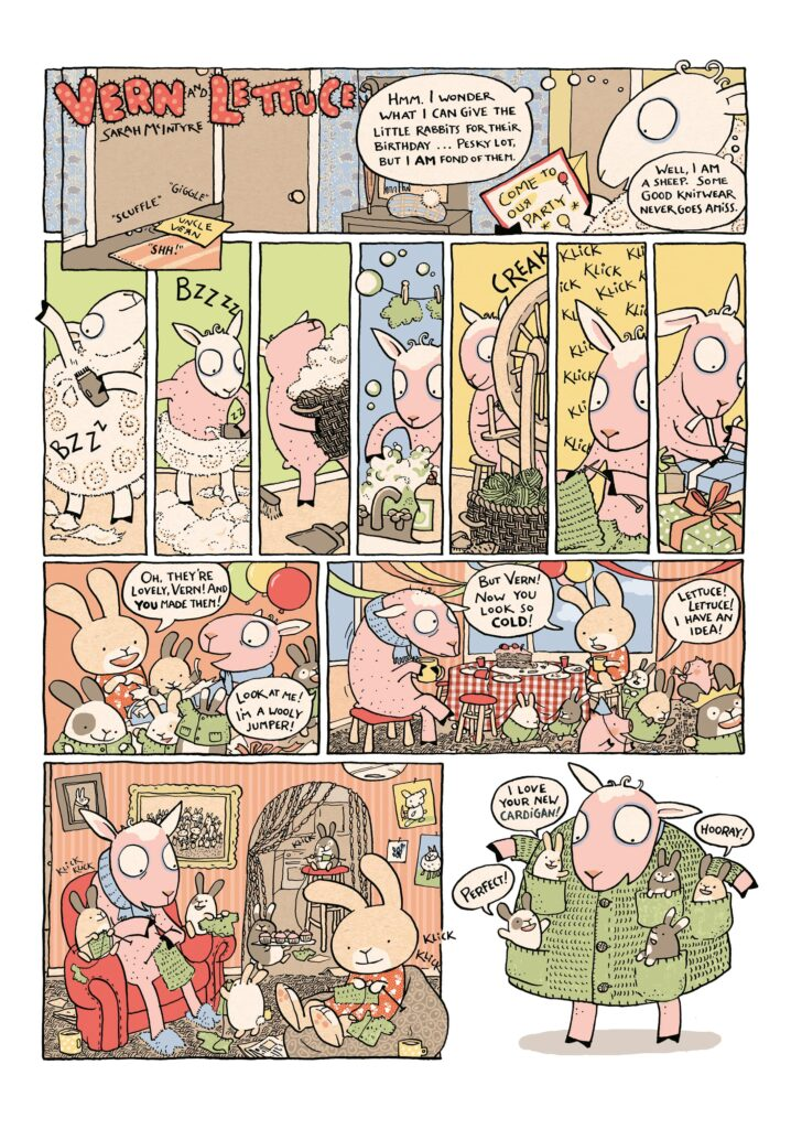 Verne and Lettuce page 12