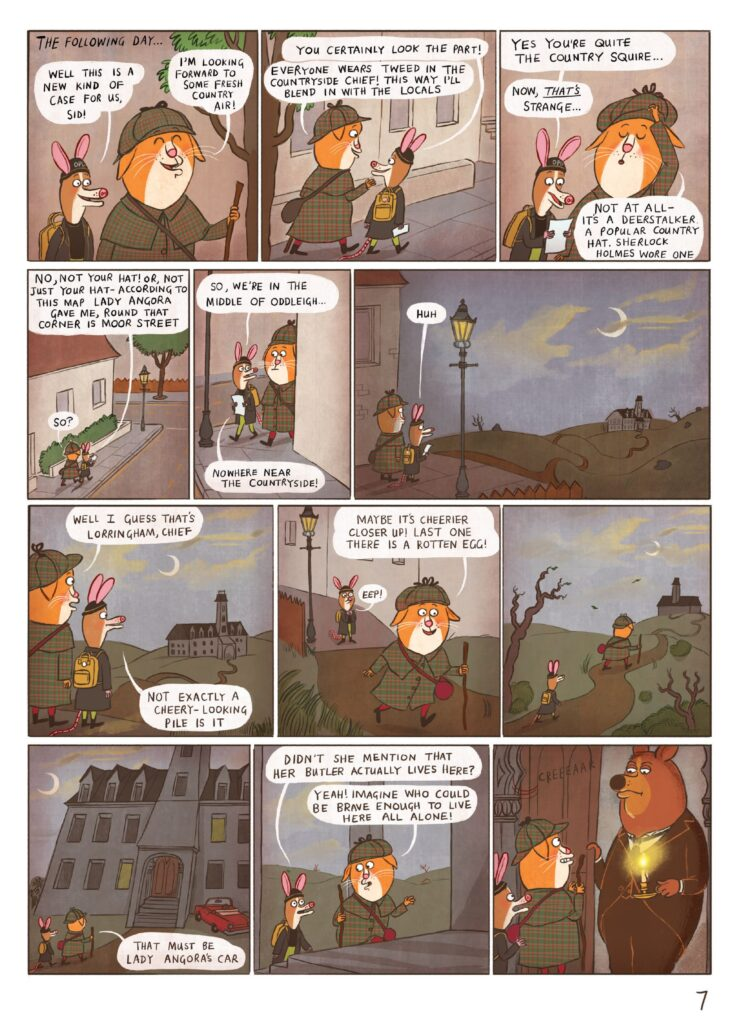 Welcome to Oddleigh page 7