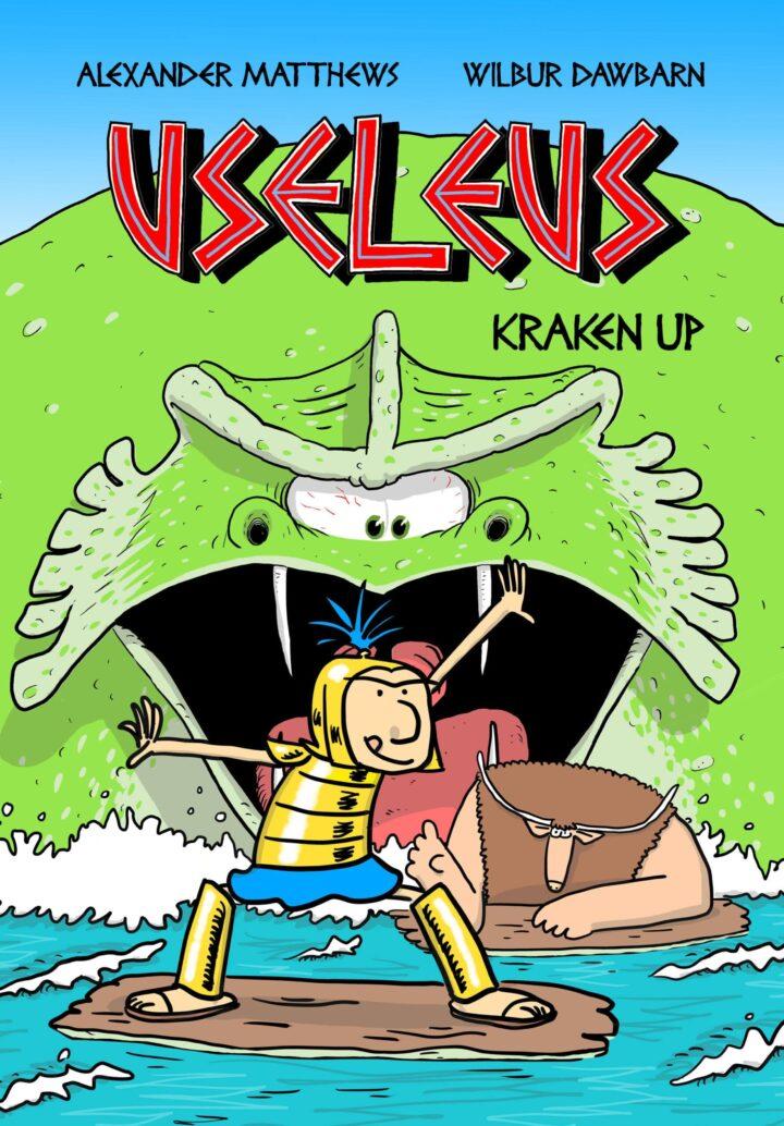 Useleus Kraken Up front cover